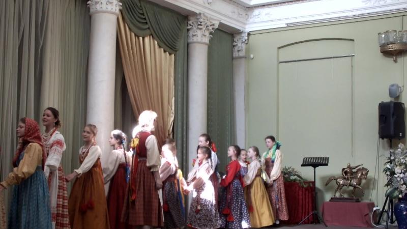 Ильинский фестиваль 2018 - Концерт в Александро-Невской лавре 19 мая 2018