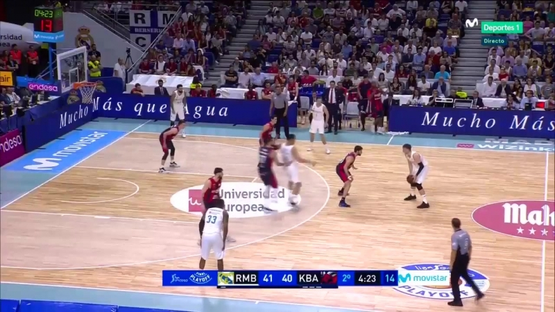 Luka Doncic Highlights Final ACB Game 2 vs Baskonia 15.06.2018