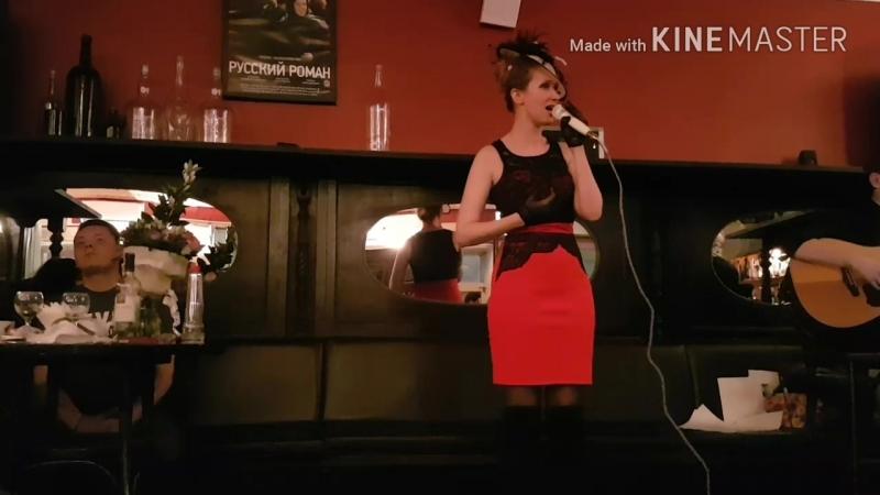 Сольный концерт Юлии Брылевой в клубе МАЯК 3ч LIVE