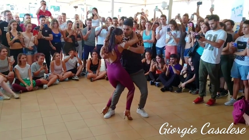 Marco y Sara - Drama - BCN Sensual Bachatea 2018