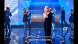 Polina Gagarina - Vodopadom - Grigoriy Leps cover + Lyrics
