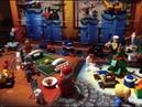 Обзор Набора Лего Сити 60201 Новогодний Календарь с Benny Bricks / Lego City 60201 Advent Calendar