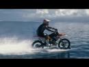 Сочетание скорости мотоцикла и релакса моря 💯👍