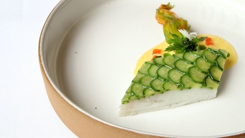 What Eleven Madison Park's 11 course tasting menu looks like