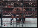 The Rock Vs Mankind Vs Ken Shamrock - No. 1 Contenders Triple Threat Steel Cage Match For WWF Championship - In Your House 24 B