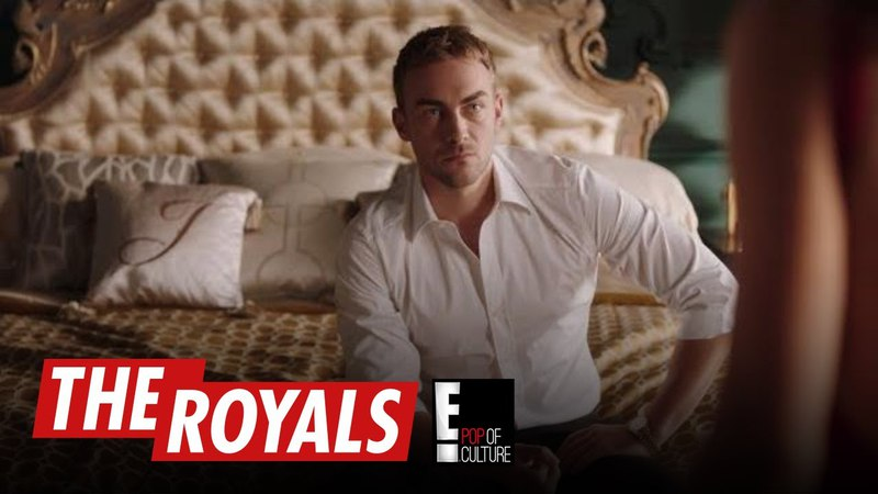 The Royals | Jasper Cant Turn Off Bodyguard Mode With Eleanor | E!