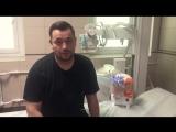 Сергей Жуков в больнице
