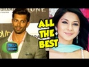 Karan Singh Grover Wishes All The Best To Jennifer Winget