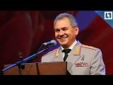 Шойгу поздравил женщин-военнослужащих с 8 марта