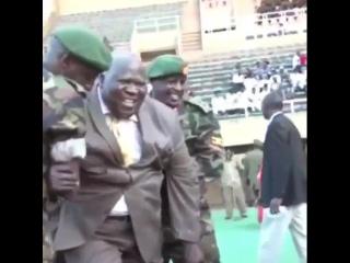 Вице-президент Уганды