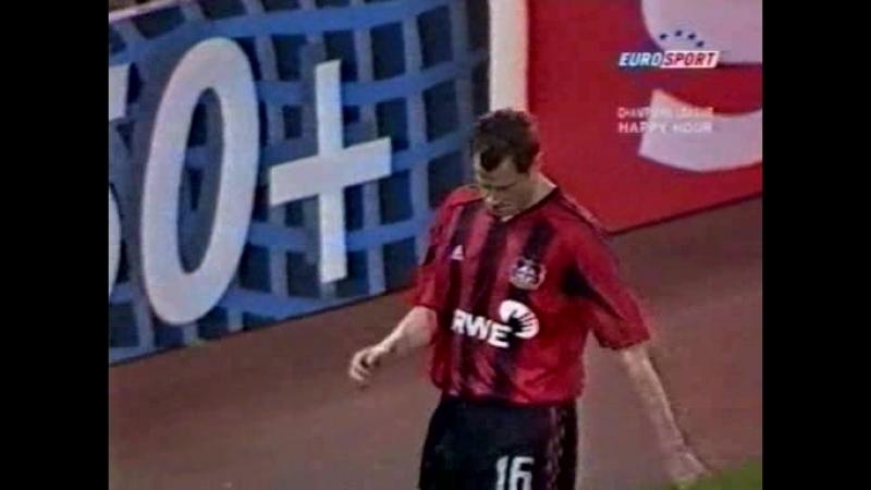 98 CL 2004 2005 AS Roma Bayer Leverkusen 1 1 03 11 2004 HL