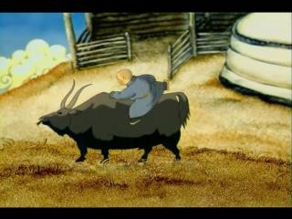 Сказки народов мира. Пастушок Тумур (монгольская сказка) (5)