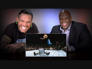 Jeff Hardy & D-Von Dudley ~ вспоминают свой матч на SummerSlam ✔