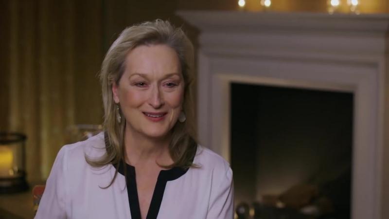 MAMMA MIA 2 Here We Go Again Meryl Streep On Set Interview