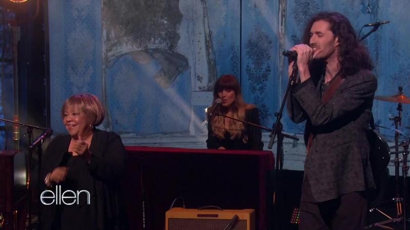 Hozier Mavis Staples - Nina Cried Power