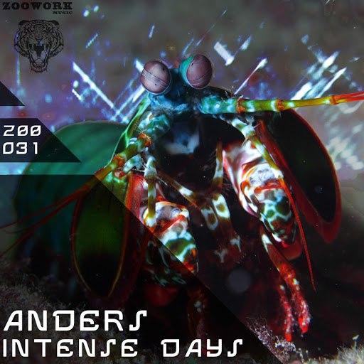 Anders альбом Intense Days