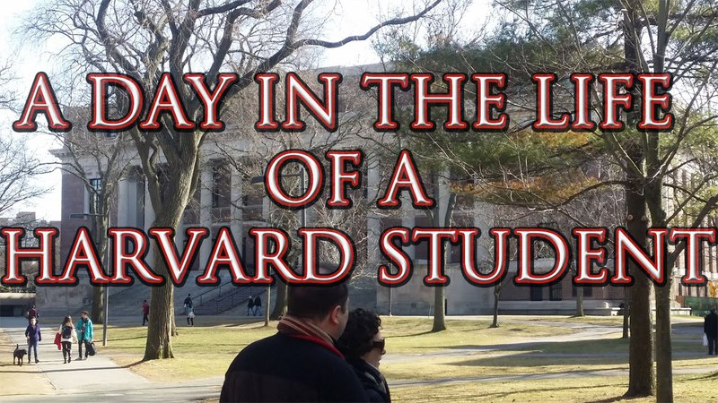 A Day in the Life of a Harvard Student l Harvard Vlog 15
