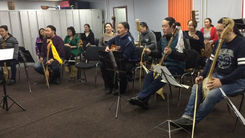 Авайымга Тувинский национальный оркестр смотреть онлайн без регистрации