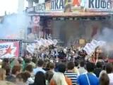 Открытие 10 юбилейной Кофемолки 2009 (Ganj town)