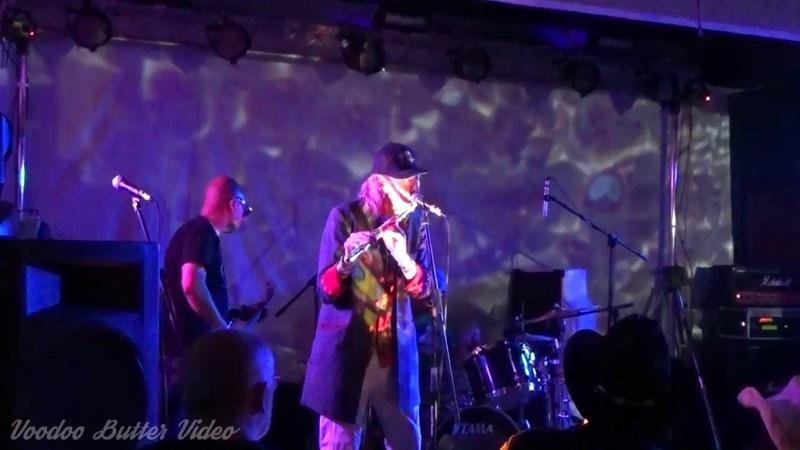 Nik Turners Flame Tree Live @ Sonic Rock Solstice 2016