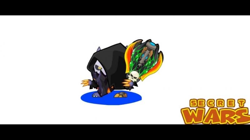 Промо-видео к новому злодею: Смертоносец (World Wormix: Secret Wars)