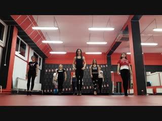 Red Hall | Танцевальная студия Holy Jess | Рабочий процесс