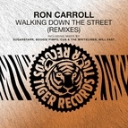 Ron Carroll альбом Walking Down the Street (Remixes)