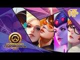 OVERWATCH от Blizzard. СТРИМ! Празднование второй годовщины игры вместе с JetPOD90, часть №4.