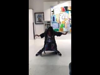 Galerie Sebban Defile Shiw Case!!! 👏😍🔥Via @regi_hybride IGTV