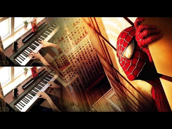 SPIDER-MAN 2 - Main Titles (Multi-Piano Cover)
