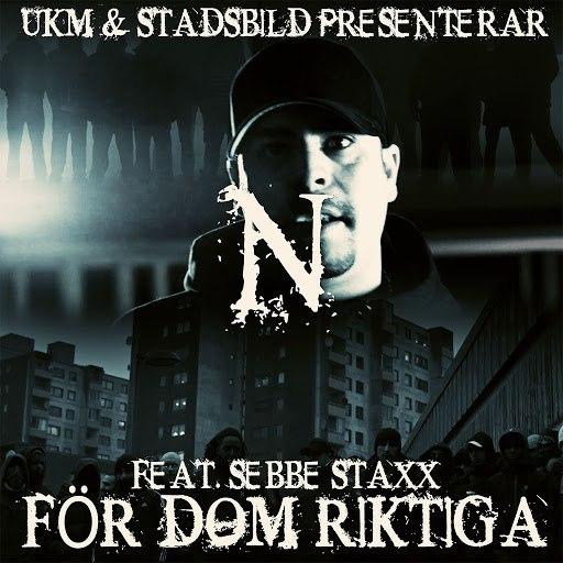 N альбом För dom riktiga (feat. Sebbe Staxx)