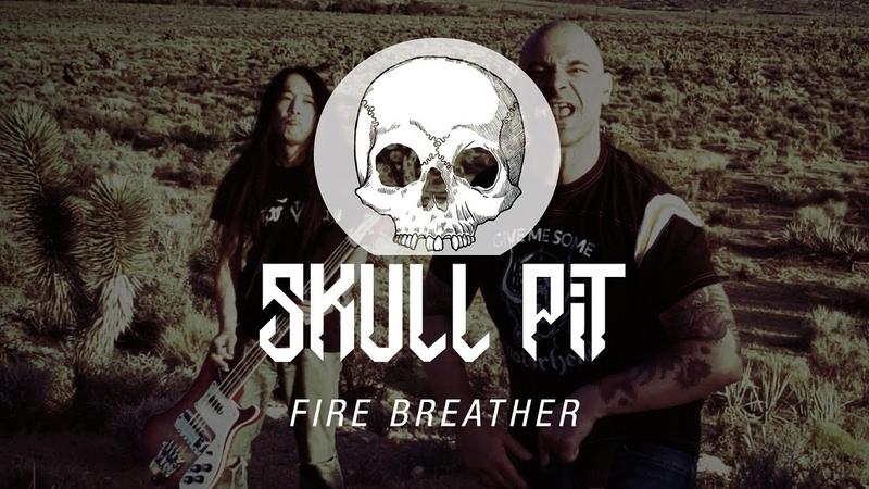 Skull Pit Fire Breather (OFFICIAL VIDEO)