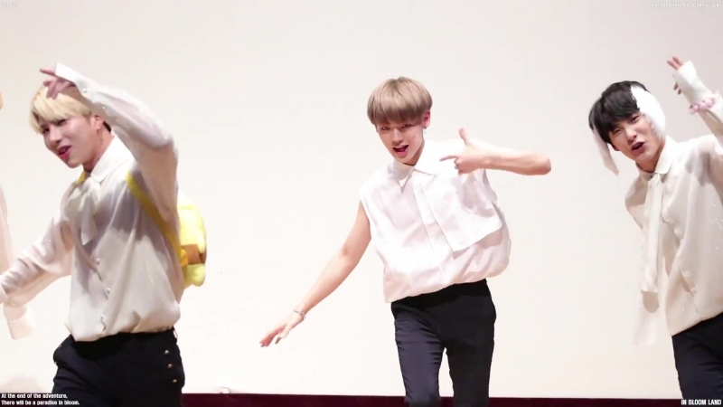 FANCAM | 17.08.18 | Chan (A.C.E - Take Me Higher) @ 15th fansign Beatroad
