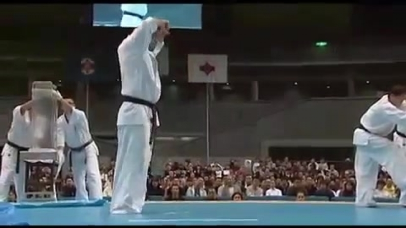 Bassai Dai - Kata Kyokushin Karate (Artur Hovhannisyan)