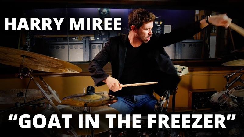 Meinl Cymbals - Harry Miree - Goat in the Freezer