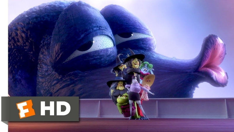 Hotel Transylvania 3 2018 Welcome To Atlantis Scene 7 10 Movieclips