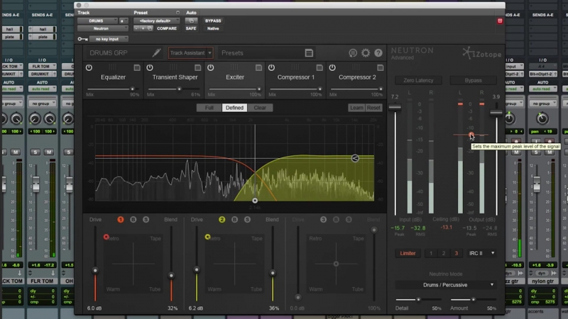 ADSR - Sounds Getting Started with iZotope Neutron
