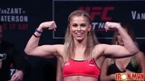 Взвешивание UFC WOMAN Best famale MMA