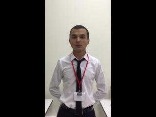 Рамиль Загидуллин о работе в АН «АСПЭН»