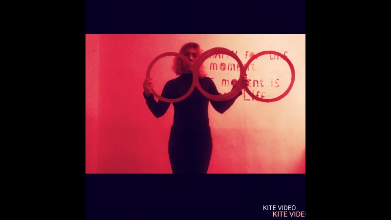 Contact rings juggling | optical illusion | 8 rings | buugeng