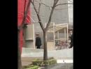 [FANCAM] 180319 | Wanna One по пути на пресс-конференцию по случаю камбэка - 1=1 (I PROMISE YOU)