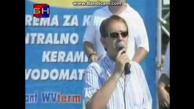 Kemal Malovcic-Stalo ti je do mog srca (Doboj bazeni 2004)