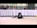 София Артеменко Обруч 2007 Чемпионат ФСТ Украина 2018