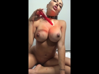 Lela Star Little hot wax play anyone I'm live NOW waiting for you to sext and trade pics!