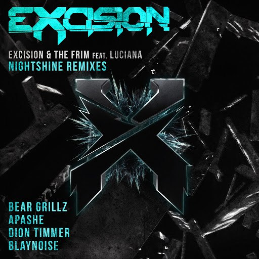 Excision альбом Night Shine (The Remixes)