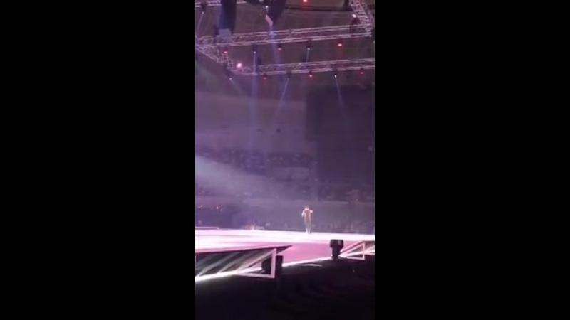 Virtue Moir performing Moulin Rouge - Fantasy on Ice Kobe 2018