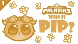 Paladins - Who is Pip, the Rogue Alchemist (by Nevercake)