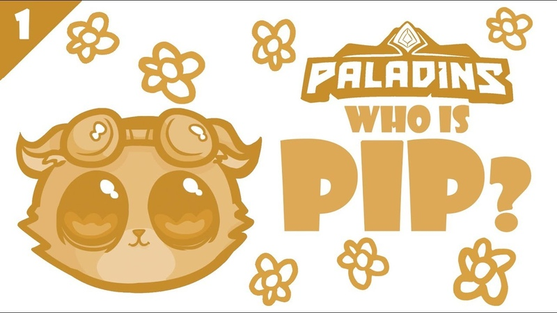 Paladins - Who is Pip, the Rogue Alchemist? (by Nevercake)