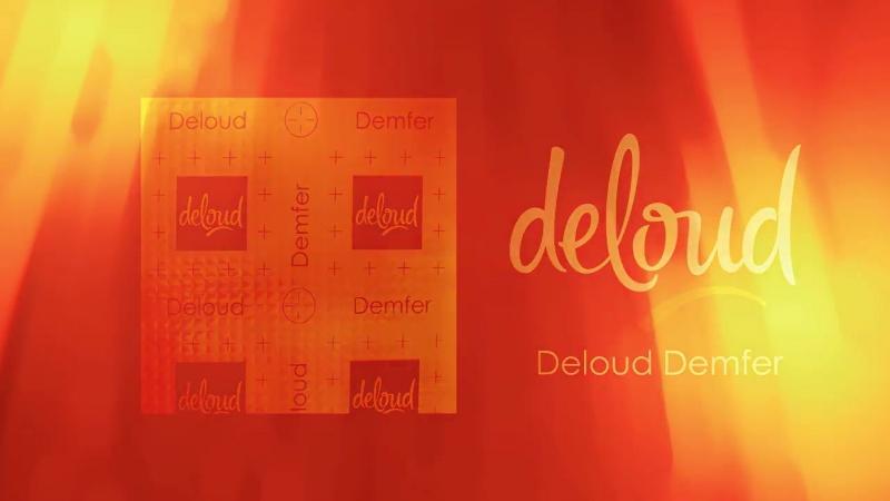 Виброизоляция Deloud Demfer