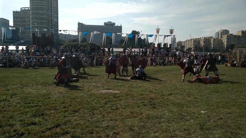 Римляне vs Викинги. Групповые бои 5